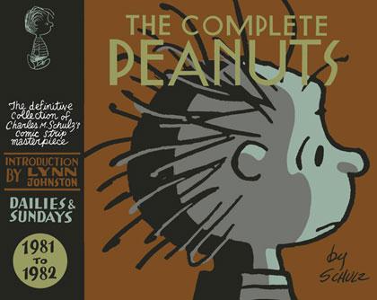 Complete Peanuts Vol. 16: 1981-1982