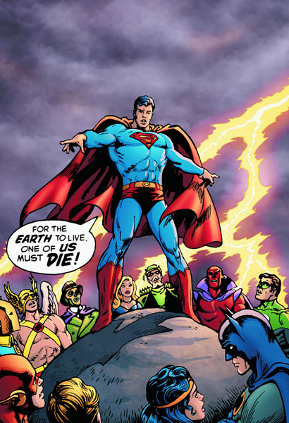 DC Retroactive: Justice League America, The '70s