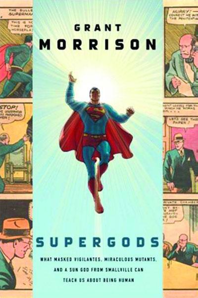 Grant Morrison: Supergods