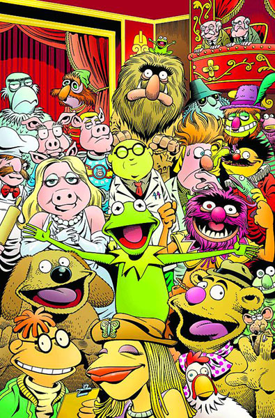 Muppets Present: Meet the Muppets