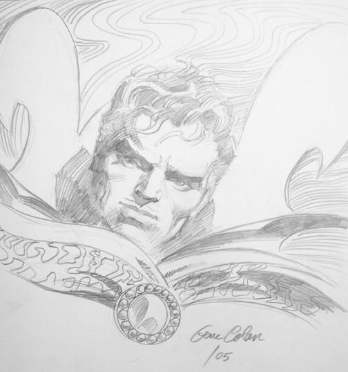 Doctor Strange by Gene Colan