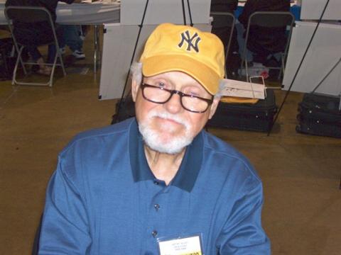 Gene Colan. Wizard World Chicago 2005.