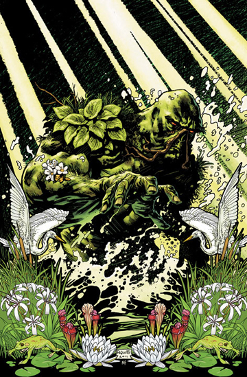 Swamp Thing #1