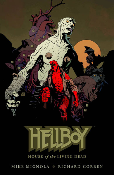 Westfield comics blog do it yourself doodler hellboy house of the living dead solutioingenieria Images