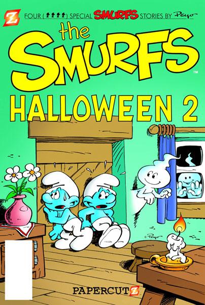 Smurfs Halloween 2