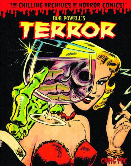 Bob Powell's Terror