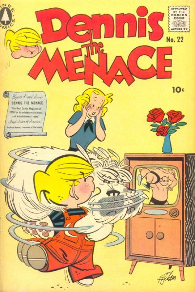 Dennis the Menace #22