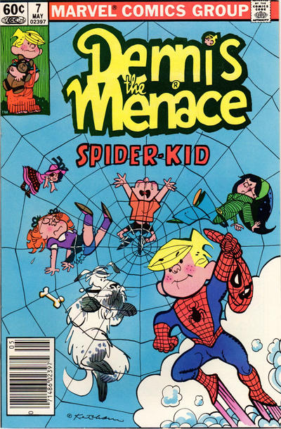 Dennis the Menace #7