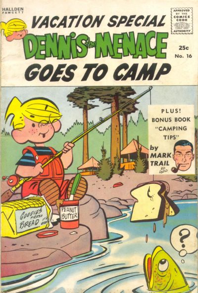 Dennis the Menace Giant #16