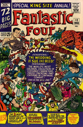 Fantastic Four Annual #3