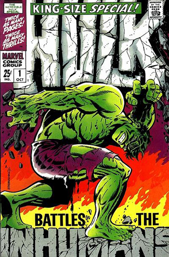 Incredible Hulk Special #1