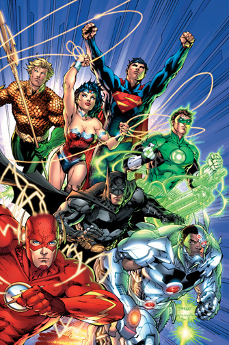 Justice League #1