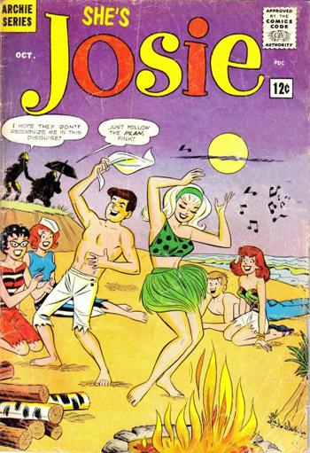 She's Josie #3