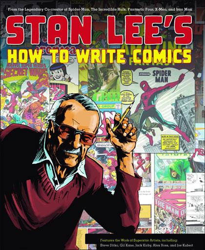Stan lee how to write a comic book