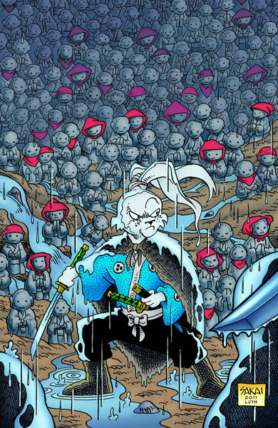 Usagi Yojimbo #141