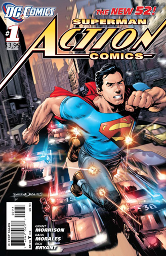 Action Comics #1