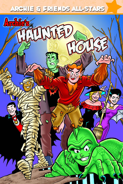 Archie & Friends enjoy Halloween
