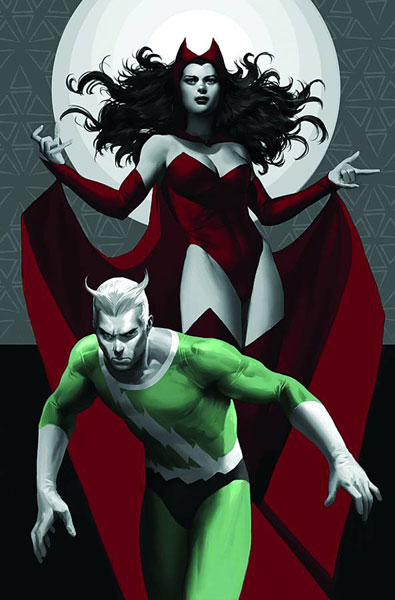 Avengers Origins: Quicksilver and Scarlet Witch