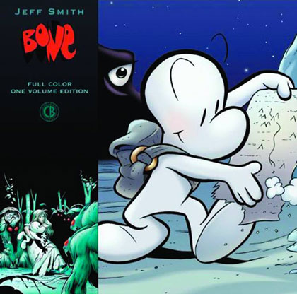 Bone: The One-Volume 20th Anniversary Slipcased Color Edition