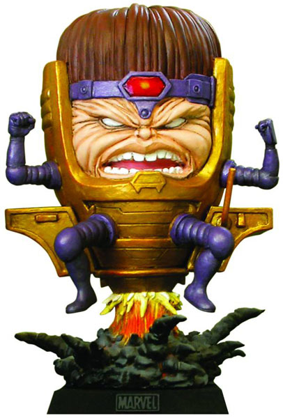 Classic Marvel Figurine Collection Magazine Special MODOK