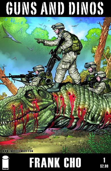 Guns and Dinos