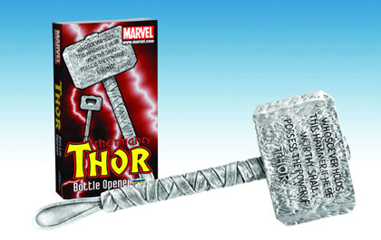 Thor Bottle Opener