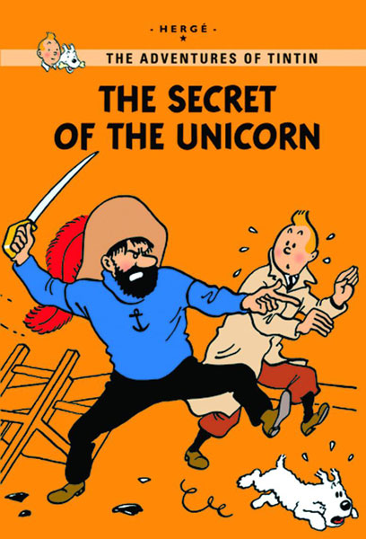 Tintin Young Readers Edition: The Secret of the Unicorn