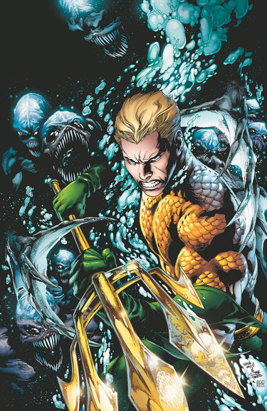 Aquaman #1