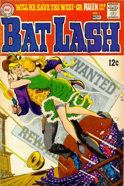 Bat Lash #1 (Bat Lash first appeared in Showcase #76)