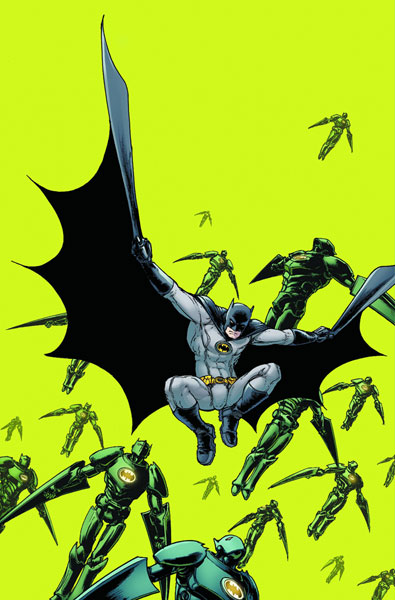 Batman Incorporated: Leviathan Strikes