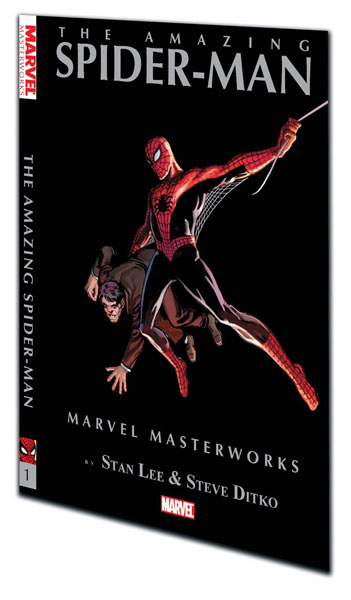 Marvel Masterworks: Amazing Spider-Man Vol. 1