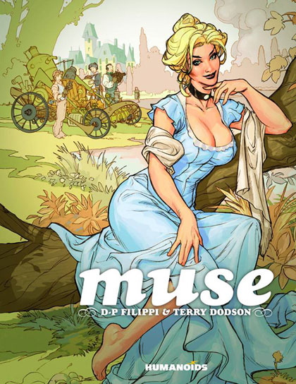 Muse Hardcover