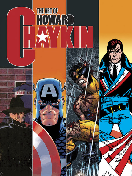 Art Of Howard Chaykin