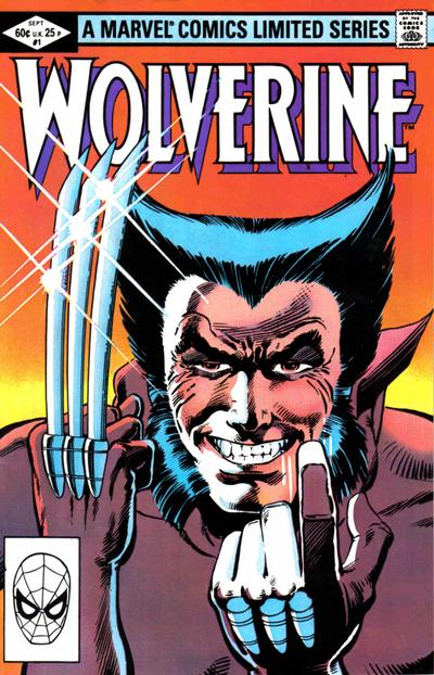 Wolverine #1. One of the many first issues Wolverine has appeared in.