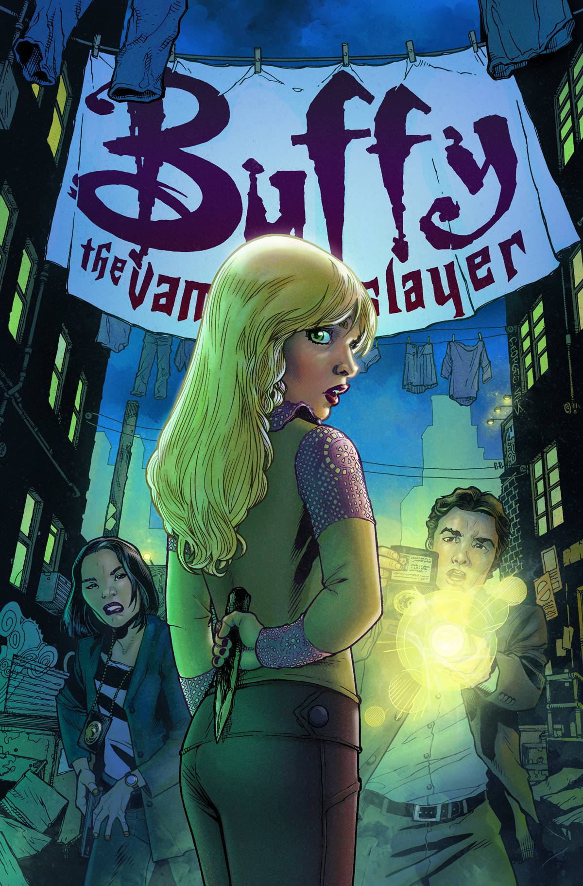 Buffy Buffy 2 Season