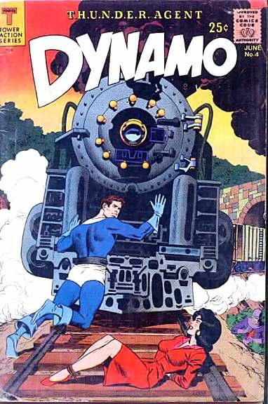 Tower Comics' Dynamo