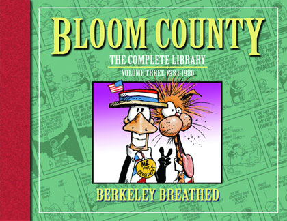 Bloom County: The Complete Library Vol. 3