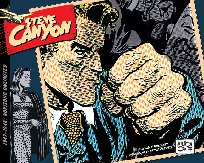 Steve Canyon Vol. 1