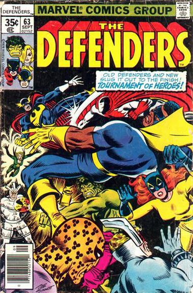 Defenders #63