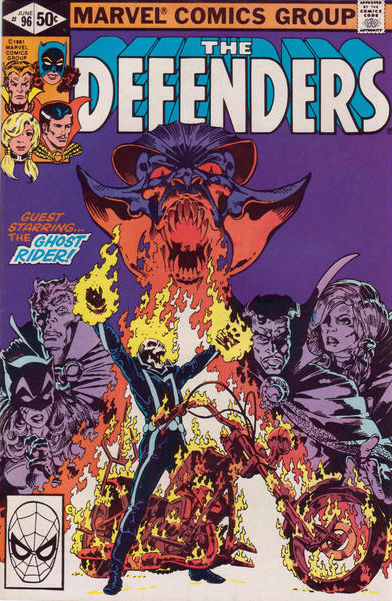 Defenders #96