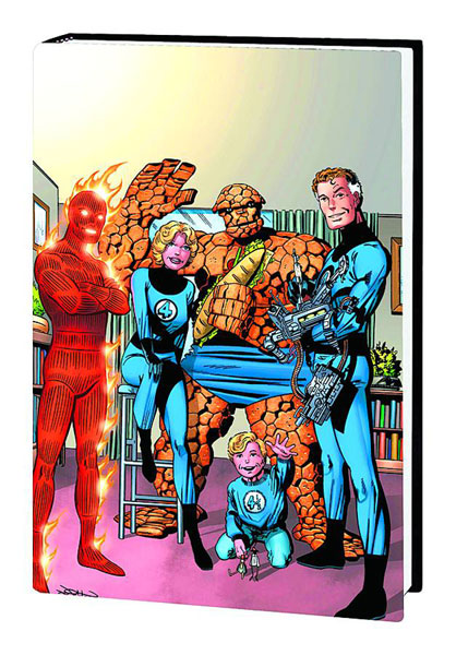 Fantastic Four by John Byrne Omnibus