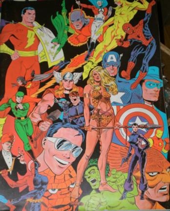 Steranko History of Comics