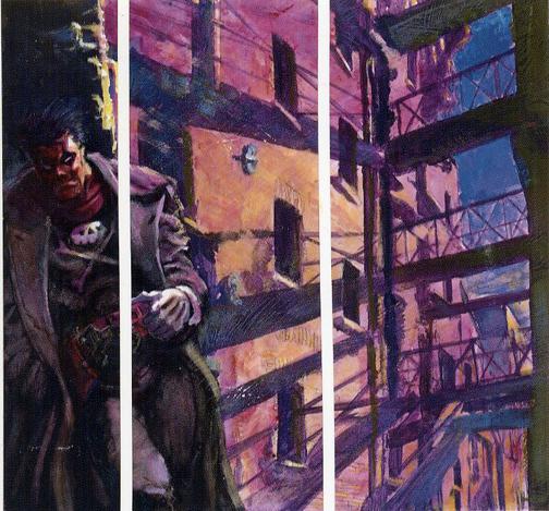The Black Terror by Dan Brereton