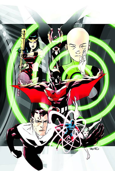 Batman Beyond Unlimited #1