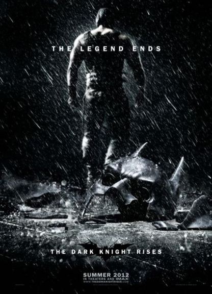 Batman: The Dark Knight Rises movie poster