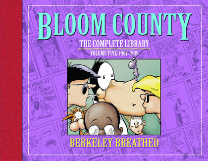Bloom County: The Complete Library Vol. 5