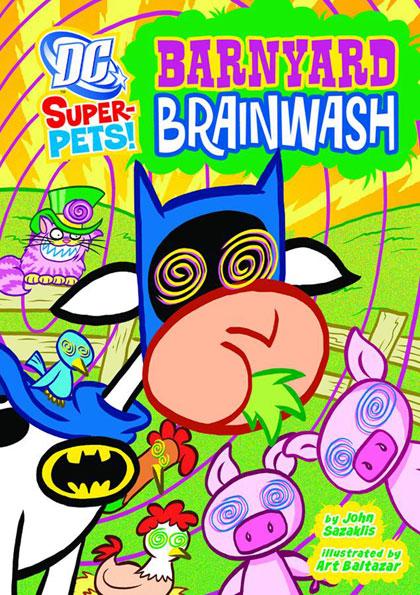 DC Super-Pets: Barnyard Brainwash