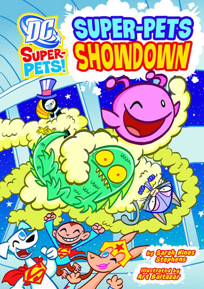 DC Super-Pets: Super-Pets Showdown