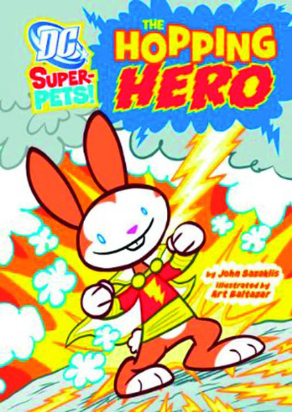 DC Super-Pets: The Hopping Hero