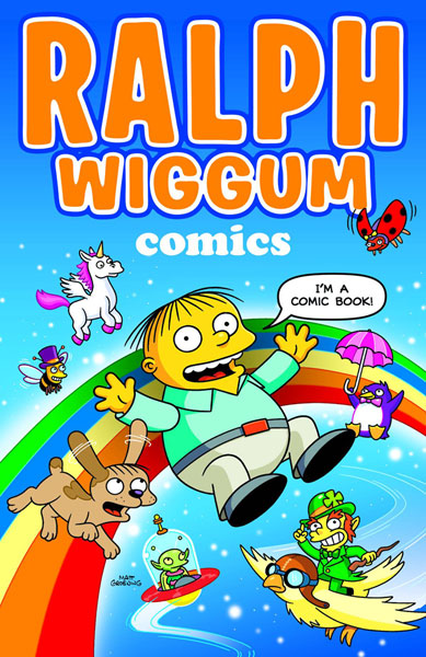 Ralph Wiggum Comics
